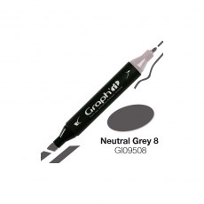 GRAPH'IT MARKER ALKOHOLOWY PROMARKER 9508 NEUTRAL GREY 8
