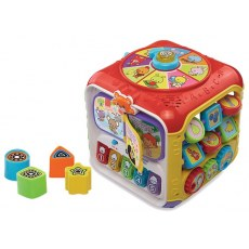 VTECH SORT & DISCOVER ACTIVITY CUBE 60677