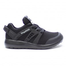 PÓŁBUTY SNEAKERSY KANGAROSS XCAPE KIDS BLACK
