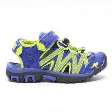 SHOES KANGAROOS OSATO NAVY/LIME
