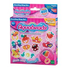 AQUABEADS DAZZLING RING SET 79278