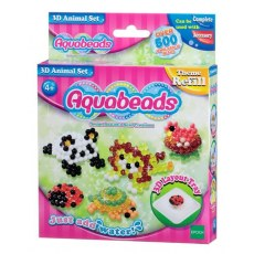 AQUABEADS 3D ANIMAL SET 79218