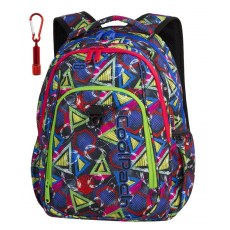 BACKPACK COOLPACK STRIKE GEOMETRIC SHAPES 26L (A201)