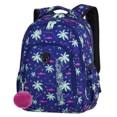 BACKPACK COOLPACK STRIKE PINK SHARKS 26L (A260)
