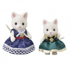 Sylvanian Families Town Series Dress up Set (Blue & Green) 6013