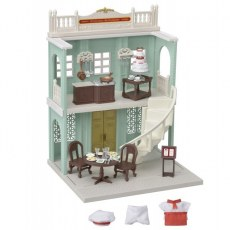 Sylvanian Families Town Series Delicious Restaurant 6018