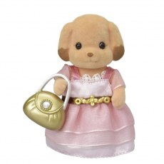 Sylvanian Families Town Series Toy Poodle 6004