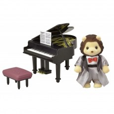 Sylvanian Families Town Series Grand Piano Concert Set 6011