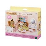 ylvanian Families Bedroom & Vanity Set 5285