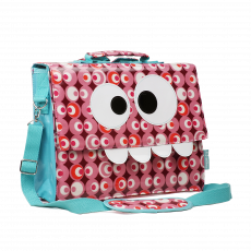 Les Skewies children backpack - shoulder bags 2 and 1 Bubbles