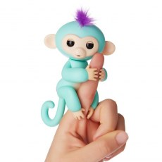 FINGERLINGS INTERAKTYWNA MAŁPKA ZOE 3706