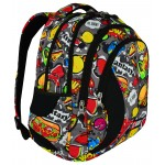 BACKPACK ST.RIGHT FAST FOOD BP-02