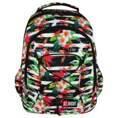 BACKPACK ST.RIGHT TROPICAL STRIPES BP-32