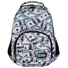 BACKPACK ST.RIGHT DOLLARS BP-23