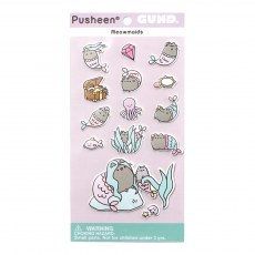 Pusheen Mermaid Stickers 4060832