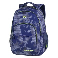 BACKPACK COOLPACK BASIC PLUS MISTY GREEN 27L (A155)