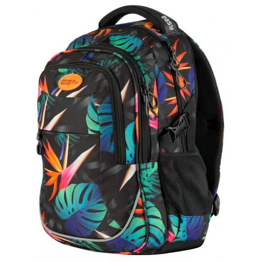 26294b50dbee4 Easy Flow- Plecak szkolny Tropical 923700