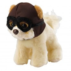 BOO WITH PILOT HAT & GOGGLES 4049361