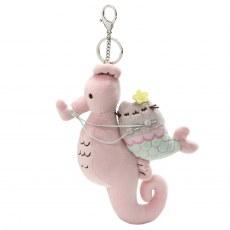 Pusheen Mermaid i Seahorse Deluxe Clip 4061403