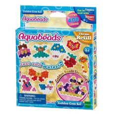 AQUABEADS GOLDEN GEM SET 31048