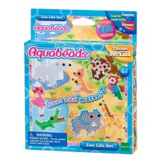 AQUABEADS ZOO LIFE SET 31078