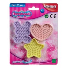 AQUABEADS EASY TRAYS 79648
