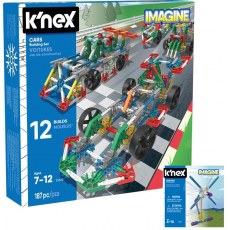 K'NEX IMAGINE CARS BUILDING SET 25525