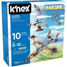 K'NEX IMAGINE FLY AWAY BUILDING SET 45509