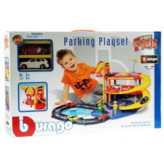 BURAGO FIRE STATION PLAYSET 18-30043