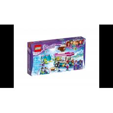 LEGO SNOW RESORT HOT CHOCOLATE VAN 41319