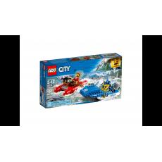 KLOCKI LEGO CITY UCIECZKA RZEKĄ 60176