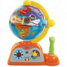 VTECH LIGHT AND FLIGHT DISCOVERY GLOBE 60931