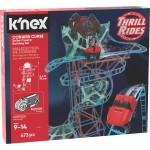 K'NEX THRILL RIDES PAJĘCZYNA KLĄTWA KOLEJKA GÓRSKA 51056