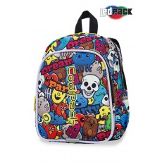 BACKPACK COOLPACK BOBBY LEDPACK CARTOON (A23200)