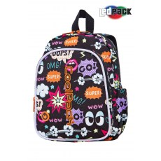 BACKPACK COOLPACK BOBBY LEDPACK COMICS (A23202)