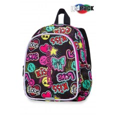 BACKPACK COOLPACK BOBBY LEDPACK EMOTICONS (A23205)