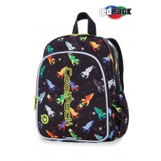 BACKPACK COOLPACK BOBBY LEDPACK ROCKETS (A23207)