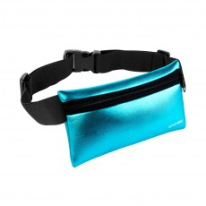 SASZETKA BIODROWA FITNESS SPOKEY HIPS BAG BLUE