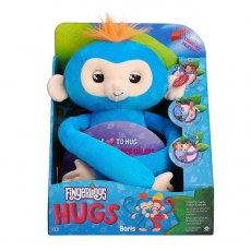 FINGERLINGS HUGS INTERAKTYWNA MALPKA PLUSZOWA BORIS 3531