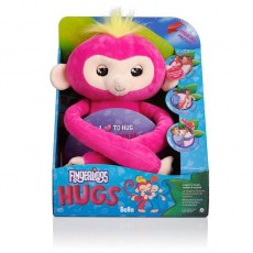 FINGERLINGS HUGS INTERAKTYWNA MALPKA PLUSZOWA BELLA 3532