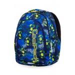 PLECAK SZKOLNY COOLPACK PRIME FOOTBALL BLUE (B25037)