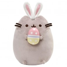 PUSHEEN EASTER BUNNY SNACKBLE WITH EGG 6050646