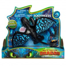 HOW TO TRAIN YOUR DRAGON: THE HIDDEN WORLD - DRAGON DELUXE TOOTHLESS 20103514