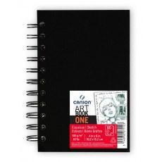 CANSON SZKICOWNIK ART BOOK ONE 10,2 X 15,2 CM SPIRALA