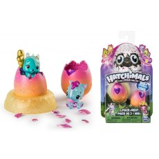 HATCHIMALS COLLEGGTIBLES 2-PACK + NEST 6043953