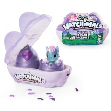 HATCHIMALS COLLEGGTIBLES 2-PAK JAJKA W POJEMNIKU 4 SERIA 6043931