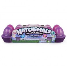 HATCHIMALS COLLEGGTIBLES 12-PAK JAJKA W POJEMNIKU 4 SERIA 6043928