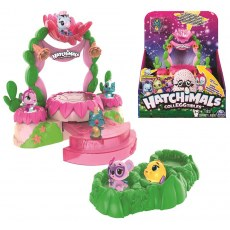 HATCHIMALS COLLEGGTIBLES TALENT SHOW PLAYSET 6044155