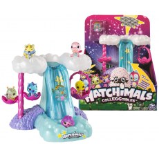 HATCHIMALS COLLEGGTIBLES WATERFALL PLAYSET 6044158
