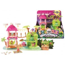 HATCHIMALS COLLEGGTIBLES TROPICAL PARTY PLAYSET 6044052